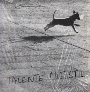 Various Artists - Talente Mit Stil