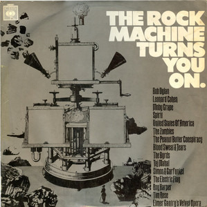 Moby Grape - The Rock Machine Turns You On