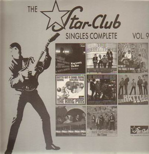 The Rattles - The Star-Club Singles Complete Vol.9