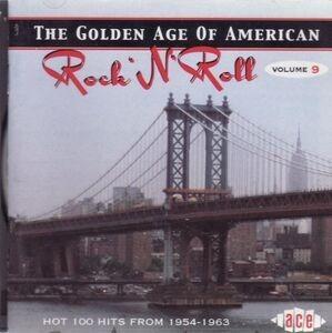Joe Barry - The Golden Age Of American Rock 'n' Roll Volume 9