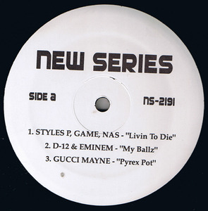 Nas - New Series