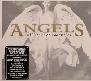 Sunscreem - Angels – Chill Trance Essentials