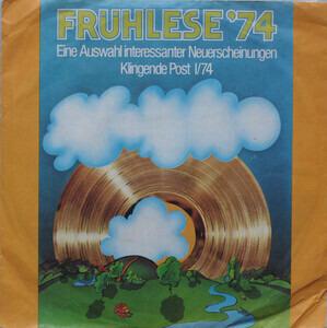 Louis Armstrong - Frühlese '74 - Klingende Post I/1974