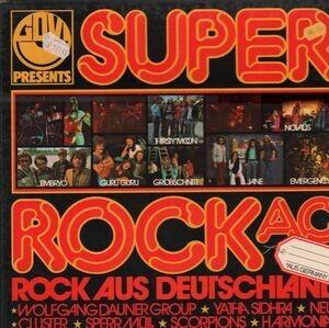Neu! - Super Rock AG (Rock Aus Deutschland)