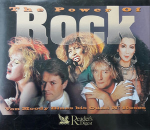 Europe - The Power Of Rock - Von Moody Blues Bis Guns N' Roses