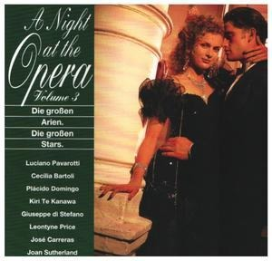 Giuseppe Verdi - A Night At The Opera, Volume 3