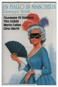 Giuseppe Verdi - UN BALLO IN MASCHERA