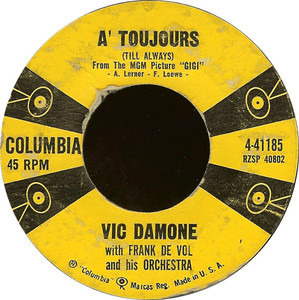 Vic Damone - A' Toujours (Till Always)