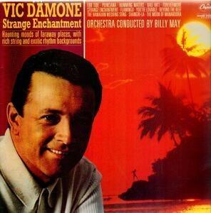 Vic Damone - Strange Enchantment