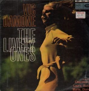 Vic Damone - The Lively Ones