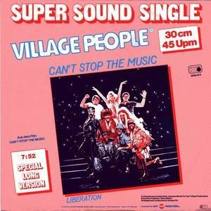 Village People - Can't Stop The Music