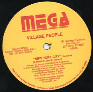 Village People - New York City (Remix)