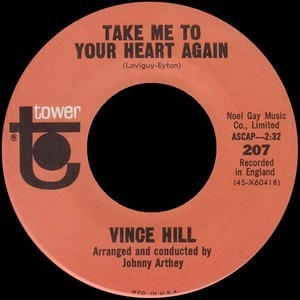vince hill - Take Me To Your Heart Again