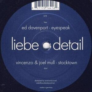 Vincenzo - Stocktown / Eyespeak