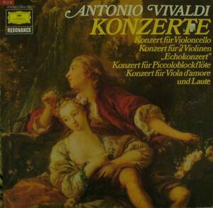 Antonio Vivaldi - Konzerte