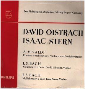 Antonio Vivaldi - Concerto In A Minor .. (Oistrakh, Stern, Ormandy)
