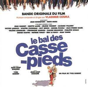 Vladimir Cosma - Le Bal Des Casse-pieds (Bande Originale Du Film)