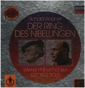 Richard Wagner - Der Ring Der Nibelungen