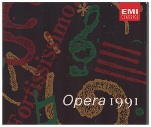 Richard Wagner - Opera 1991