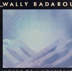 Wally Badarou - Words of a Mountain