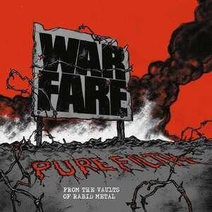 Warfare - Pure Filth: From The Vaults Of Rabid Metal(ltd.BL
