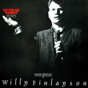 Willy Finlayson - On the Air Tonight