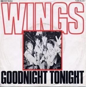 Paul McCartney & Wings - Goodnight Tonight