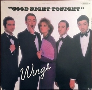 Paul McCartney & Wings - Goodnight Tonight / Daytime Nightime Suffering