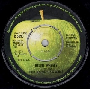 Paul McCartney & Wings - Helen Wheels