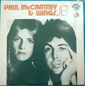 Paul McCartney & Wings - Jet / Let Me Roll It