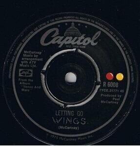 Paul McCartney & Wings - Letting Go