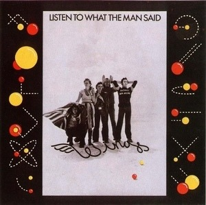 Paul McCartney & Wings - Listen To What The Man Said