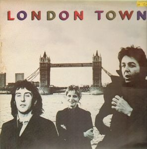 Paul McCartney & Wings - London Town