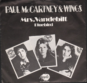 Paul McCartney & Wings - Mrs. Vandebilt