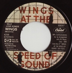 Paul McCartney & Wings - Silly Love Songs