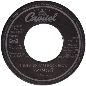 Paul McCartney & Wings - Venus And Mars Rock Show