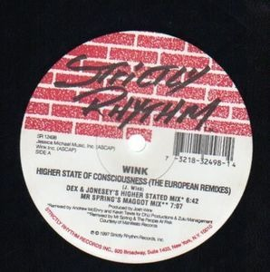 Wink - Higher State Of Consciousness (The European Remixes)