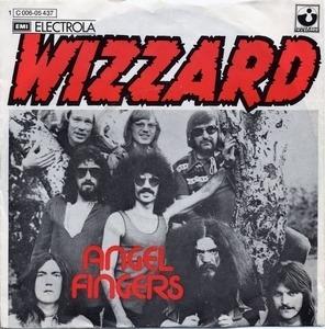 Wizzard - Angel Fingers (A Teen Ballad)