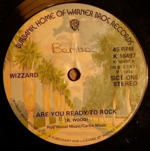 Wizzard - Are You Ready To Rock