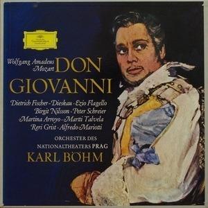 Wolfgang Amadeus Mozart - Don Giovanni (Karl Böhm)