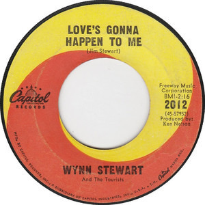 Wynn Stewart - Love's Gonna Happen to Me