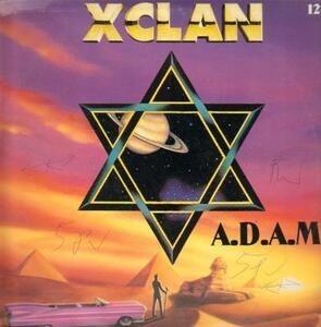 X-Clan - A.D.A.M. / F.T.P.