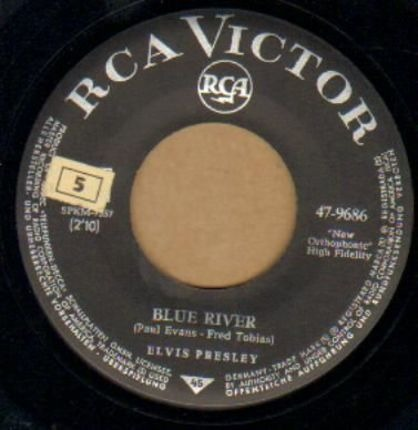 #<Artist:0x00007f4aa726aec8> - Blue River / You'll Be Gone