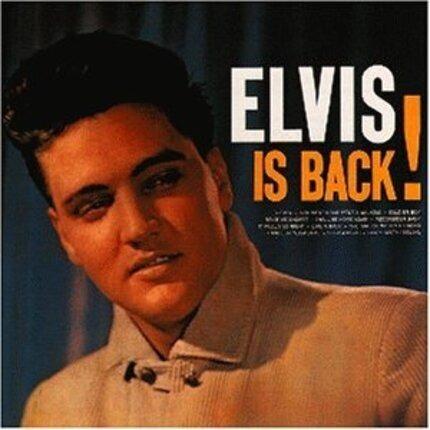 #<Artist:0x0000000008ab2720> - Elvis Is Back!