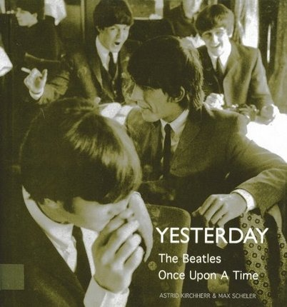 #<Artist:0x00007f169a82acf0> - Yesterday: The Beatles Once Upon a Time
