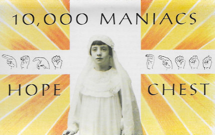 #<Artist:0x00007fb17afb6390> - Hope Chest (The Fredonia Recordings 1982 - 1983)