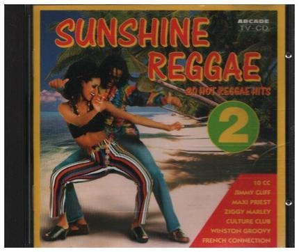 #<Artist:0x0000000008bd2830> - Sunshine Reggae 2 - Hot Reggae Hits