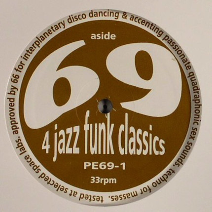 #<Artist:0x00007f4aa5266dc0> - 4 Jazz Funk Classics