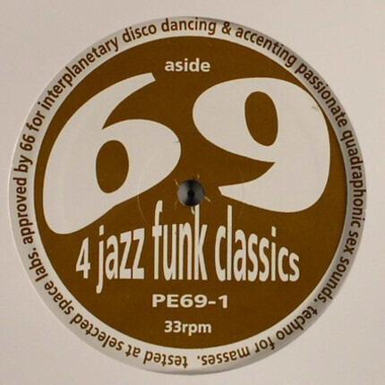 #<Artist:0x00007f9e450da968> - 4 Jazz Funk Classics