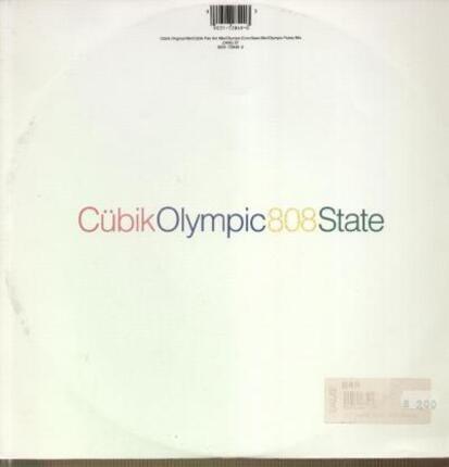 #<Artist:0x00007ff9b1ae36e0> - Cübik / Olympic